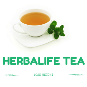 How Many Times Do I Have to Drink Herbalife Tea to Lose Weight?